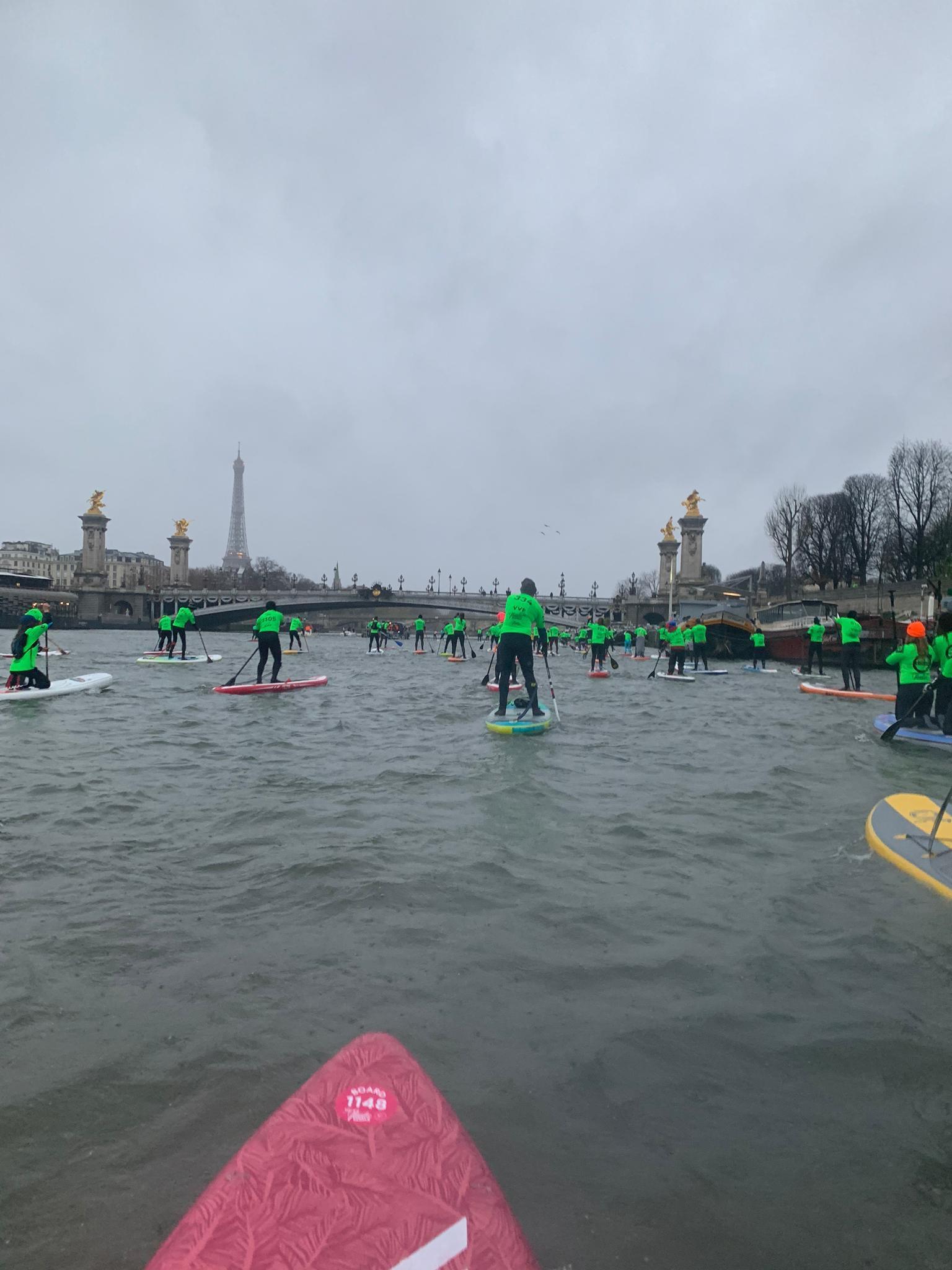 Belgium Paddle